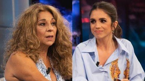 Elena Furiase 'acorrala' a Lolita con una cuestión personal en 'El hormiguero'