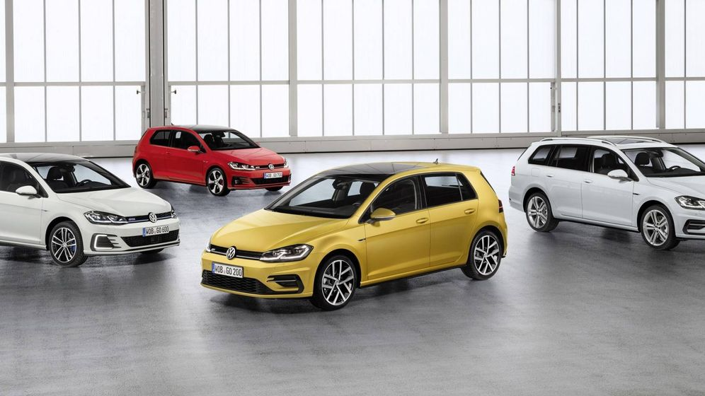 Foto: Nueva gama Volkswagen Golf