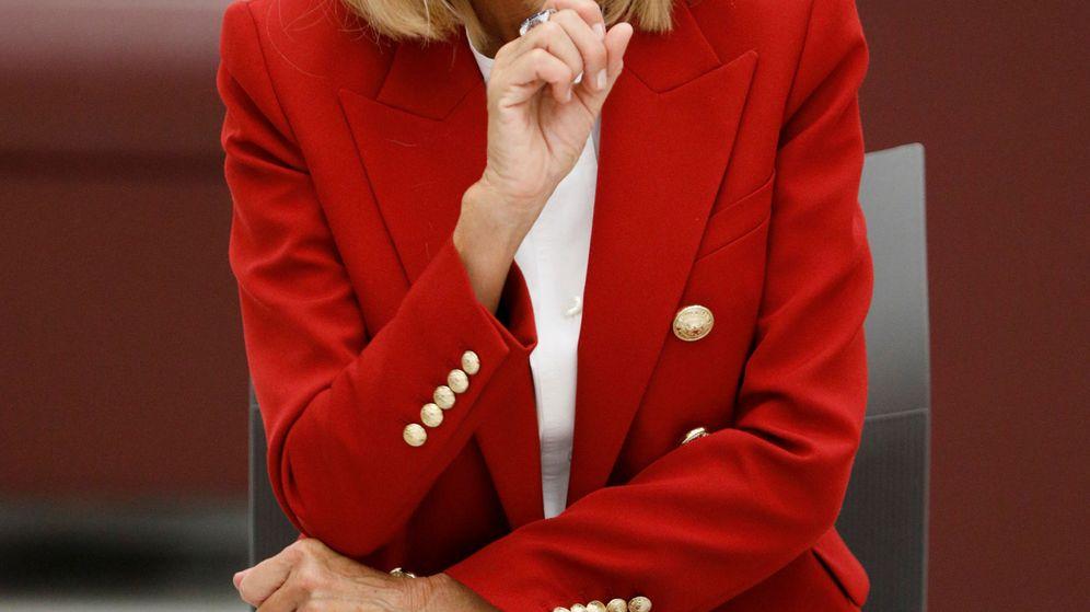 Foto: Brigitte Macron. (Reuters)