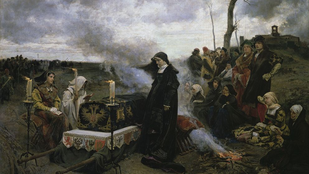 Golpe de estado en Castilla: una reina legítima, contra las cuerdas