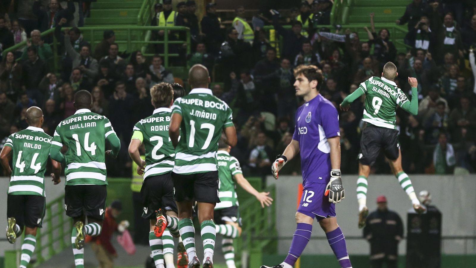 Foto: Sporting cp vs fc porto