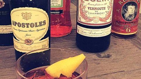 Cócteles con vinos de Jerez: rebujito y mucho más