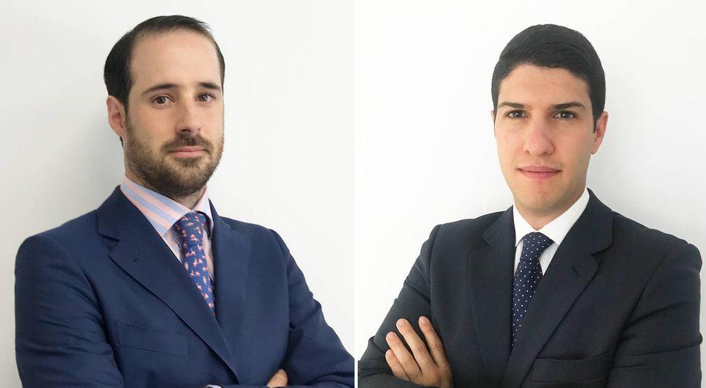 Foto: Alfonso Batalla y Javier Martín, nuevos fichajes de Metagestión