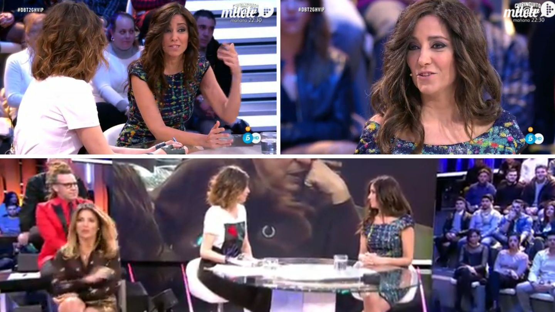 Carmen López en 'Gran Hermano VIP: el debate'
