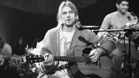Subastan unos mechones de pelo de Kurt Cobain por más de 11.000 euros