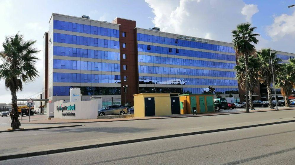 Foto: Hospital Quirón Campo de Gibraltar. (EC)