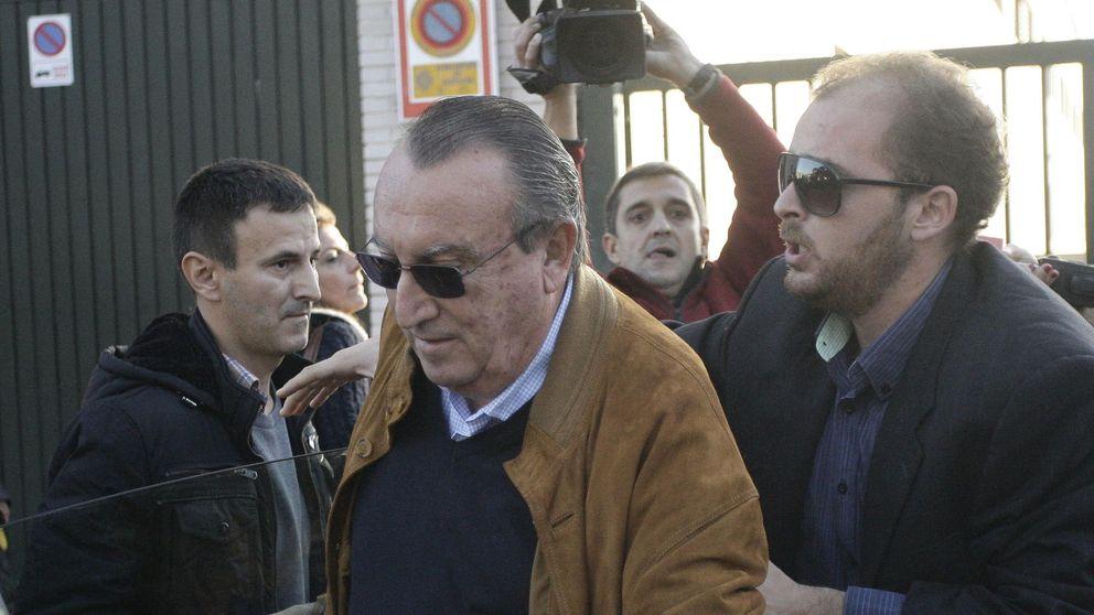 Carlos Fabra ingresa en la prisión de Aranjuez para cumplir 4 años