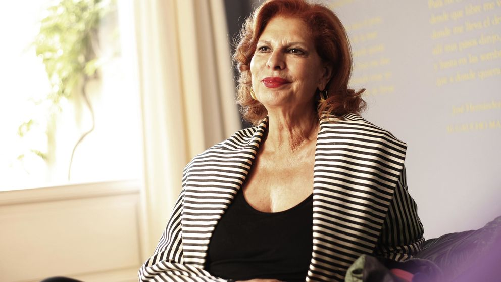 Carmen Alborch presenta 'Los placeres de la edad'