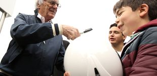 Post de Patada de la Fórmula 1 a Ecclestone: