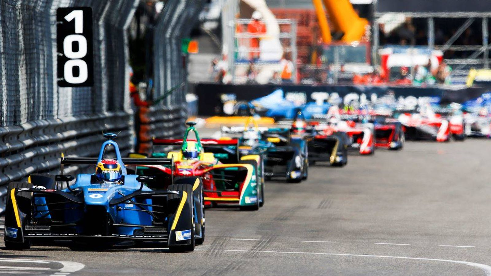 Foto: La Fórmula E inaugura este fin de semana la temporada en Hong Kong. (Formula E)