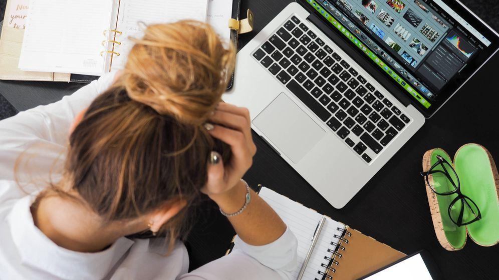 Foto: El estrés es el segundo problema de salud relacionado con el trabajo más frecuente en Europa