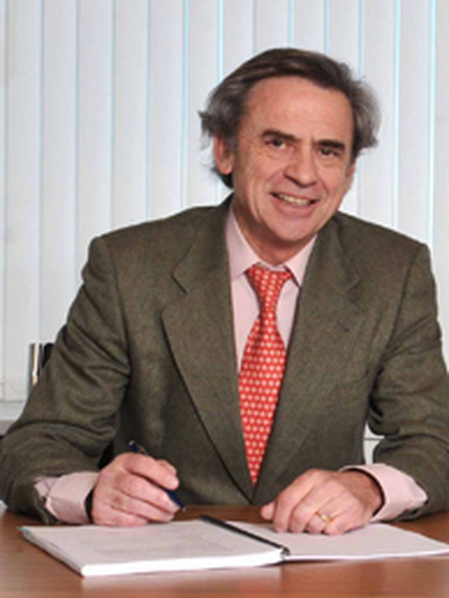José Luis Calvo. (Foto: Isotrol)