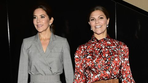 Mary de Dinamarca y Victoria de Suecia, unidas por este vestido de H&M