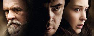 Foto: Benicio del Toro es el bello y Emily Blunt es la bestia