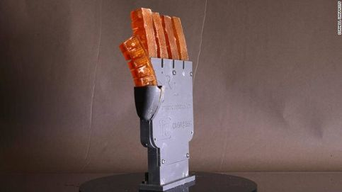 Fabrican una mano robótica que suda para mantenerse fresca