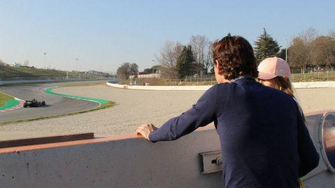 Dudo de McLaren por no caer en la esperanza, pero.... De la Rosa, a pie de pista