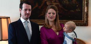 Post de Bautizo por todo lo alto en Belgrado de Stefan, el hijo del príncipe de Serbia