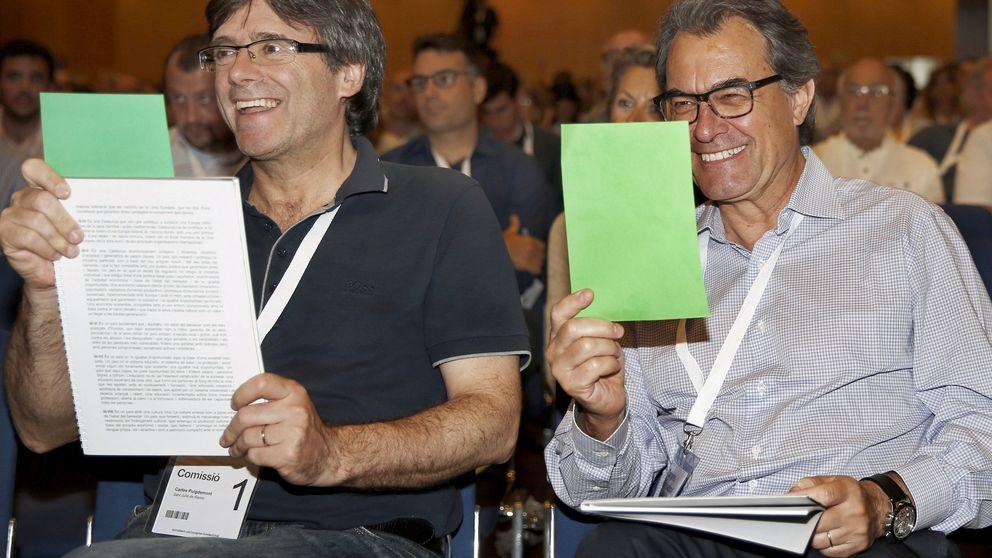 Mas casi es pasado: los nombres nuevos liderados por Puigdemont piden paso