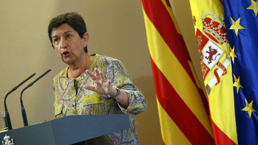 Las críticas a Cunillera tras mostrarse partidaria del indulto a los políticos presos