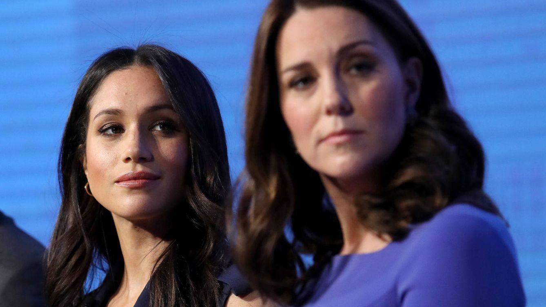 El día que Meghan Markle hizo llorar a Kate Middleton tras una discusión