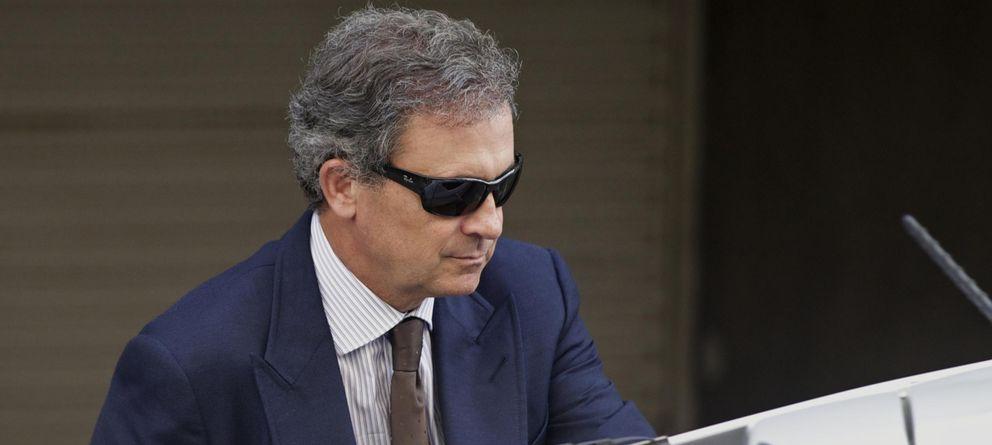 Foto: Jordi Pujol Ferrusola, primogénito del expresidente catalán. (Reuters)