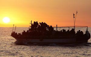 Yo llegué vivo a Lampedusa