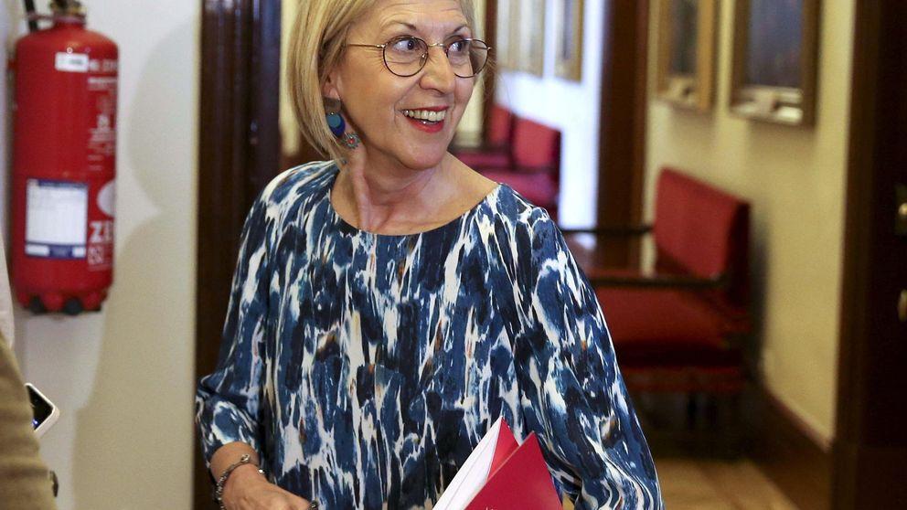 Rosa Díez: UPyD no ha muerto. No es el tiempo de los cuervos