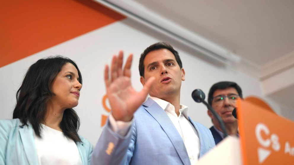 La ejecutiva de Ciudadanos aprobará romper el pacto con Susana Díaz