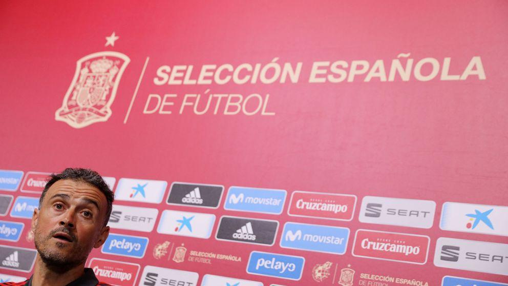 Estos son los convocados de la primera lista de Luis Enrique como seleccionador nacional
