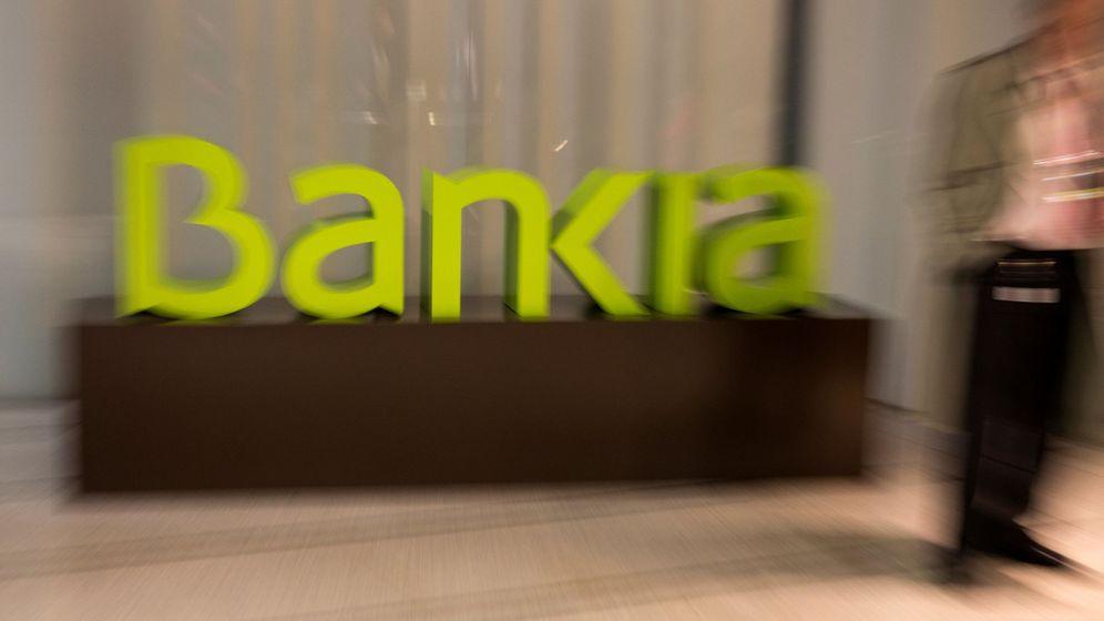 Foto: El logo de Bankia. (Reuters)