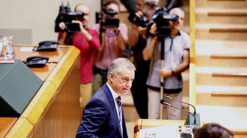 El Gobierno Vasco aprueba la prórroga de Presupuestos y se lo comunica al Parlamento