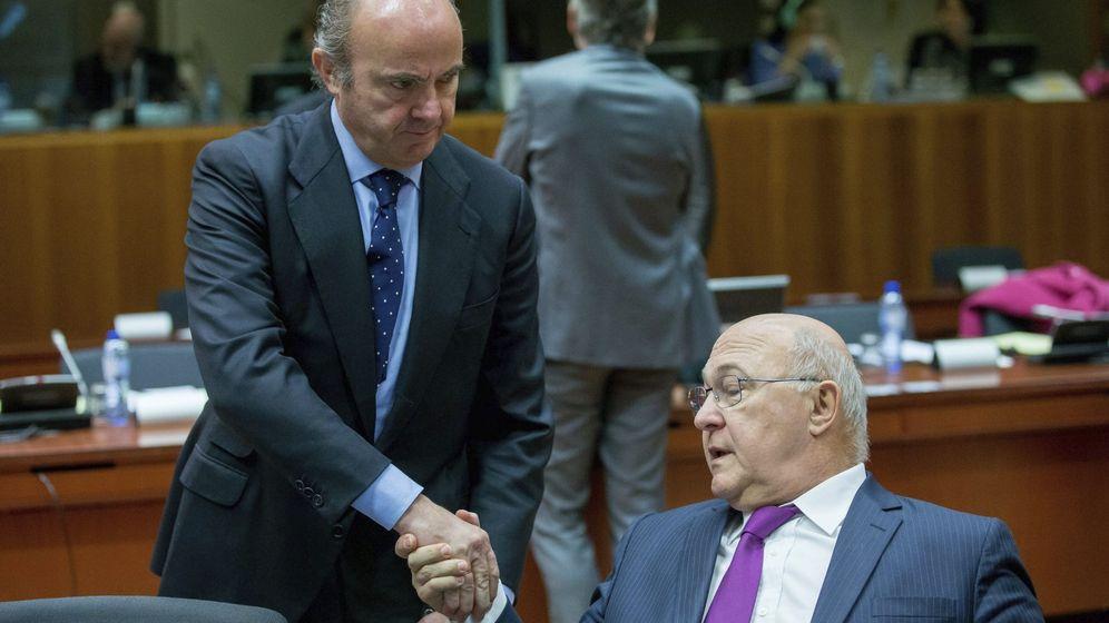 Foto: El ministro español de Economía, Luis de Guindos. (EFE)