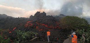 Post de Directo | La superficie cubierta de lava crece un 50% en doce horas y llega a 153 hectáreas