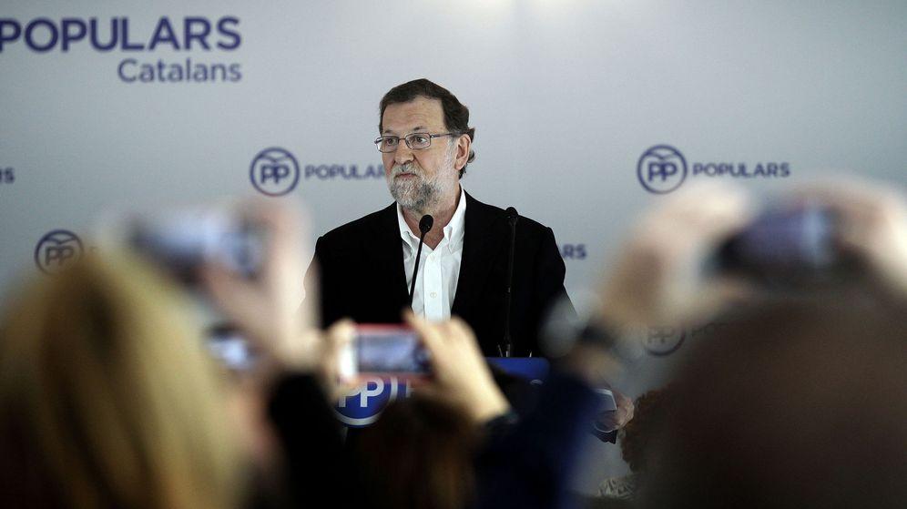 Foto: El presidente del Gobierno en funciones y líder del PP, Mariano Rajoy. (EFE)