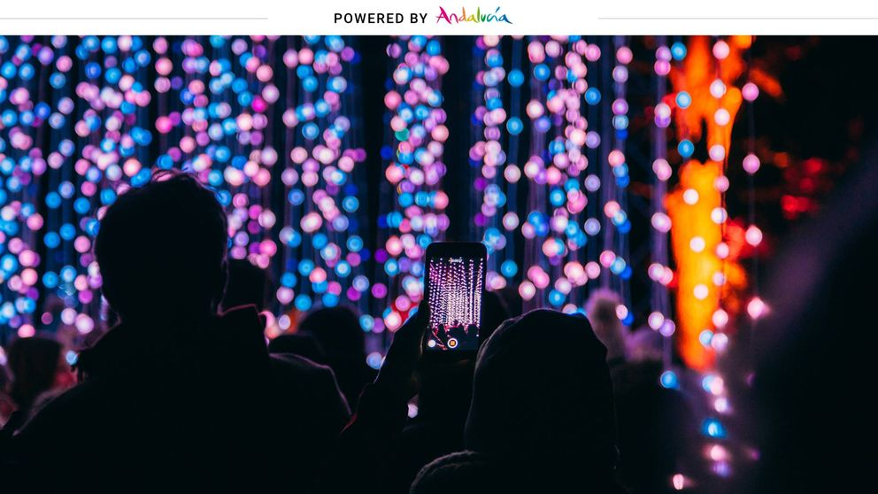 Cuatro planes diferentes para celebrar las navidades en Andalucía