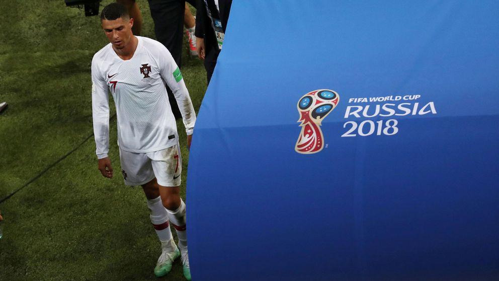 Cristiano y Messi igualan en miserias para terminar viendo el Mundial desde el sofá