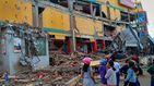 Suben a 384 el número de muertos por el tsunami en Indonesia