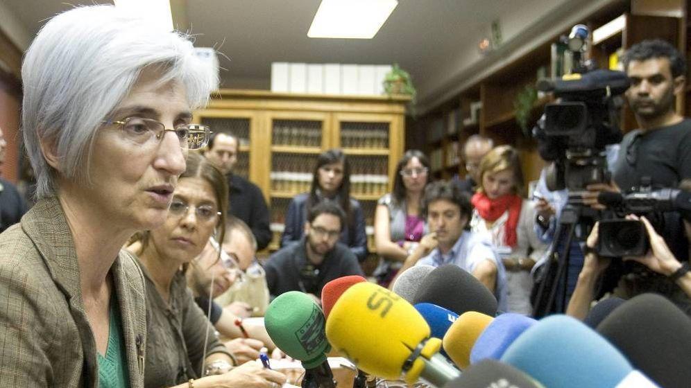 Foto: La fiscal jefa de Sevilla, María José Segarra. (EFE)
