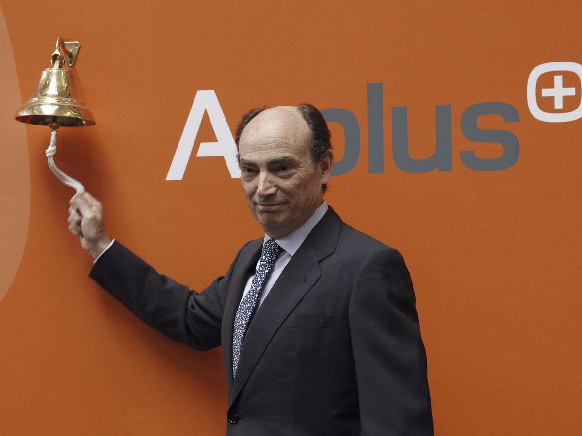 Foto: El consejero delegado de Applus, Fernando Basabe. (EFE)