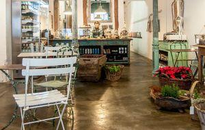 Seis restaurantes muy verdes