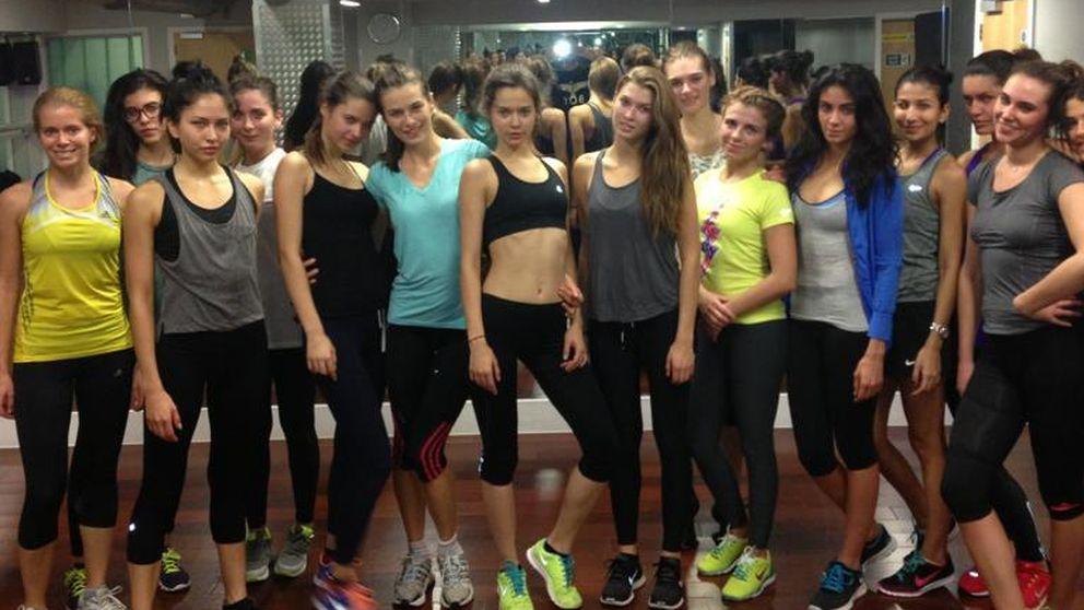 """""""Skinny Bitch Collective"""": los ejercicios que siguen las modelos"""