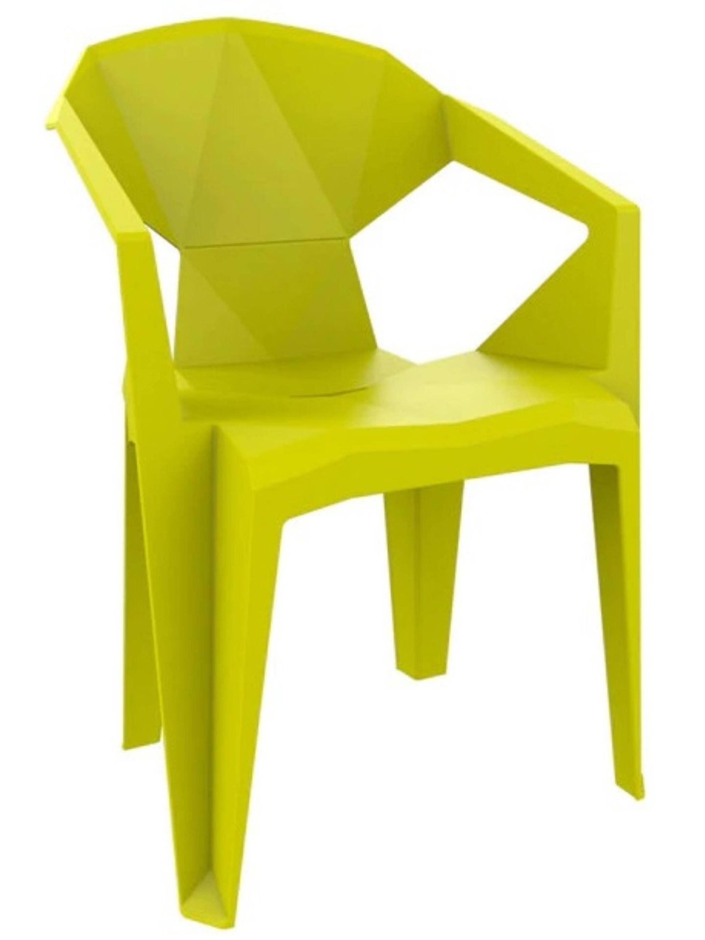 Busca la mejor silla para tu despacho, como esta de Leroy Merlin. (Cortesía)