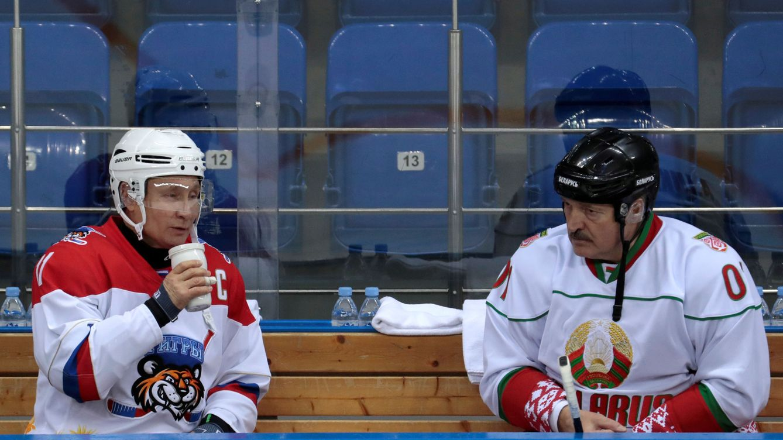 ¿Por qué Putin sostiene a Lukashenko?