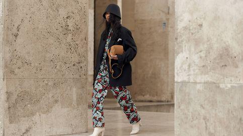 La americana XL sigue siendo reina del street style y aquí tienes los looks que lo prueban