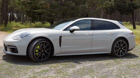 Porsche Sport Turismo, el gran deportivo que da masajes y emula al mítico 911