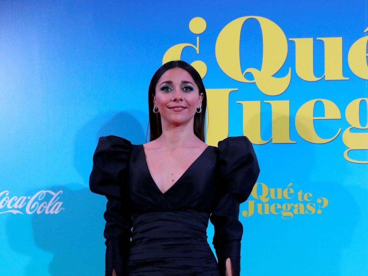 Foto: La actriz Mariam Hernández. Foto: Efe