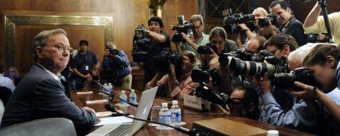 """Schmidt contesta al Senado de EEUU: """"Google no ha amañado los resultados de búsqueda"""""""