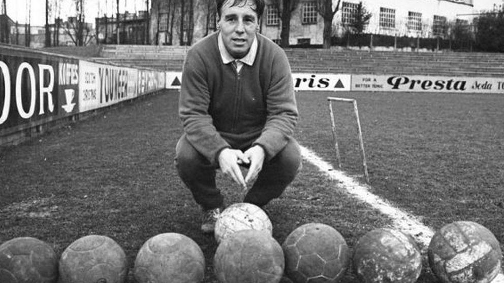 El desconocido belga que inspiró a Cruyff  y ahora ha emulado Messi