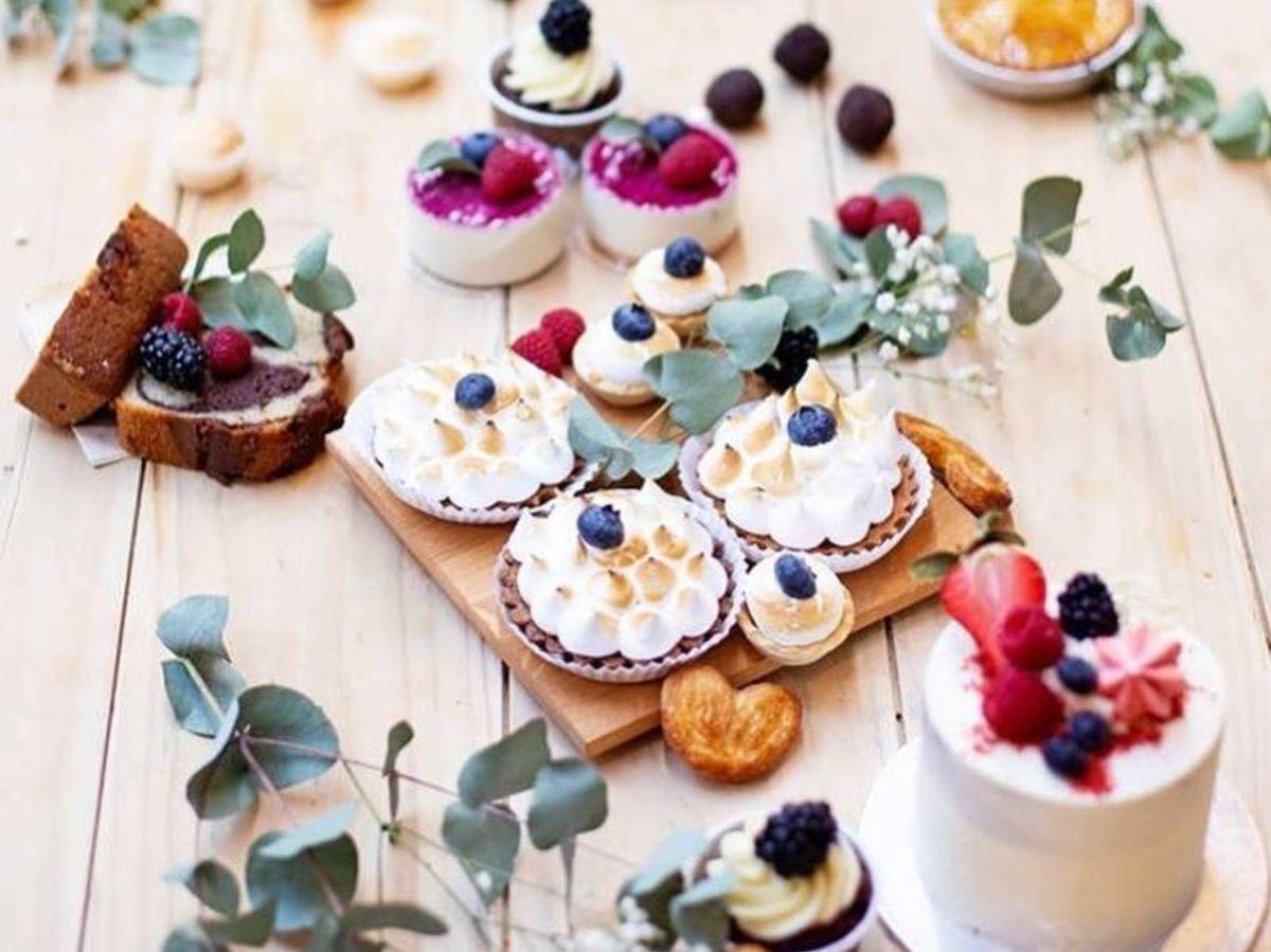 Foto: Disfruta con los cinco sentidos de estas deliciosas pastelerías. (Instagram @lapequenapasteleriademama)