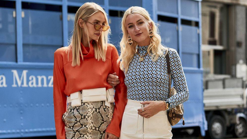 Foto: Street Style de la Semana de la Moda de Milán SS19. (Imaxtree)